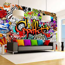 Graffiti wallpaper ...