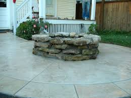 lovely concrete patio cost and stamped concrete patio cost per square foot vs concrete patio cost