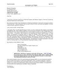 10 Cover Letter Entry Level Engineer Proposal Sample
