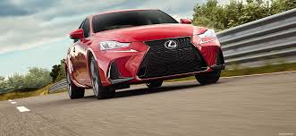 2018 lexus 350 f sport. modren sport exterior shot of the 2018 lexus is turbo f sport shown in redline in lexus 350 f sport