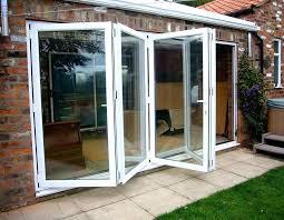 white bifold door open white door white internal bifold doors with glass