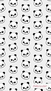 Iphone Kawaii Cute Panda Wallpaper ...