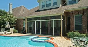custom pool enclosure hexagon shape. Exellent Hexagon Sandstone Aluminum Frame Screen Room With Custom SingleSlope Roof Throughout Pool Enclosure Hexagon Shape M