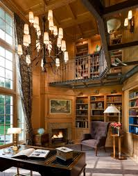 Home Design Impressive Home Library Design Ideas For Singular In