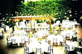 Round Table Settings For Weddings Round Table Centerpieces Stylesnatcher Co