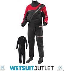 Details About Crewsaver Razor Junior Drysuit Dry Suit Inc Underfleece Breathable Semi Kayak
