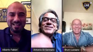 Speciale anniversario scudetto Hellas Verona 1984/85 Luciano Bruni e Antonio  Di Gennaro ricordano l'impresa della squadra di Osvaldo Bagnoli -  ZonaCalcioFaidate