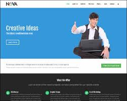 free html5 web template 20 best free responsive html5 css3 templates sanjay