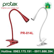 Đèn Học Kẹp Bàn Chống Cận Thị Protex PR-014L, Giá tháng 11/2020