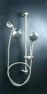 delta dual shower head home depot design ideas and pictures mariner heads with slide bar system