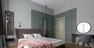 the best bedroom wall colours according
