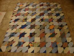 67 best Mens Shirts Quilts images on Pinterest | Jellyroll quilts ... & Smoky Mountain Stars recycled shirts quilt-- main part done. Adamdwight.com