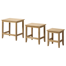 beautiful awesome three chair and table ikea end tables and long thin table ikea