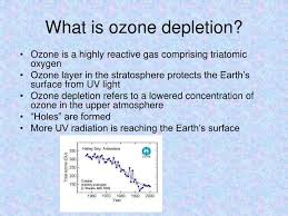 ppt global issues ozone depletion global warming and acid rain what is ozone depletion