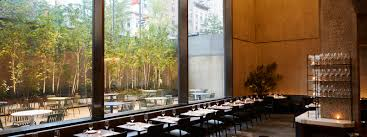 Outdoor Restaurants Near Central Park