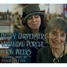 Patty Carpenter & Verandah Porche with Jon Weeks and Wheeler Laird perform  in Bellows Falls | iBrattleboro.com