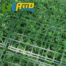 Balcony Fence uland outdoor artificial greenery hedge wall balcony fence 1x1m 5480 by xevi.us
