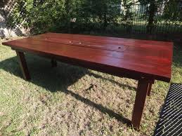 Beer Cooler Coffee Table Custom Outdoor Furniture Custommadecom