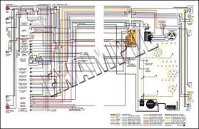 gm truck parts 14512c 1963 chevrolet truck full colored wiring wiring diagrams