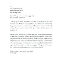 Farewell Thank You Note Samples When Leaving The Company How To Say ...