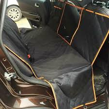 pet dog waterproof back rear seat bench