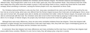 difference and similarities between r religion and essay on difference and similarities between r religion and christianity