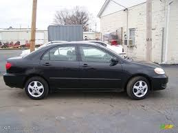 2007 Black Sand Pearl Toyota Corolla CE #14058193 Photo #2 ...