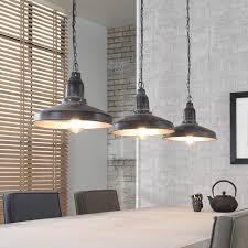 Industriële Hanglamp Atticus 3 Lamps Moodboard Nieuw Huis