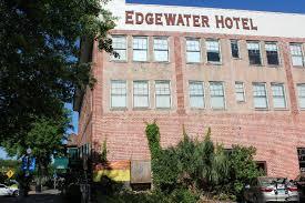 Bygone Days: Edgewater Hotel, Winter Garden, FL