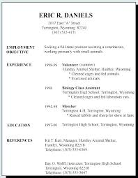 Functional Resume Builder Examples New First Maker For Job Fascinating Resume Builder Free