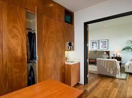 Holz Schrank Für Die Moderne Schlafzimmer Ideen Mit Modernen Laminat