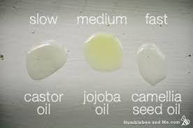 Soap Oil Properties Chart A Guide To Carrier Oil Substitutions Humblebee Me