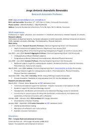 Academic Cv Template Graduate School - Kleo.beachfix.co