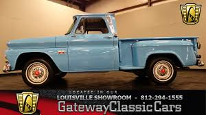 1966 Chevrolet C10 Pickup Truck - Louisville Showroom - Stock #982 ...