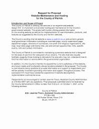 10 Awesome Rfp Response Cover Letter Template Davidhowald Com