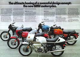 All BMW Models bmw 900cc motorcycles : Brochure publicitaire Motos BMW en 1977 - Motos, art et culture ...