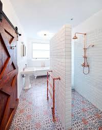 bathroom tile designs ideas. Floral Pattern Tile Design Ideas For Small Bathroom Designs
