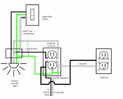 single phase house wiring diagram electrical 101 understanding 120V Electrical Switch Wiring Diagrams single phase house wiring diagram electrical wiring 101 understanding circuits basics how to do house wiring