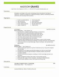 Hair Stylist Resume Examples Hair Stylist Resume Objective Examples Inspirational Salon