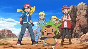 Watch Pokemon X Y Season 19 Episode 15 Online - Stream Full Episodes
