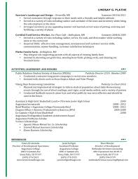 Cosmetology Resume Samples Resume Templates