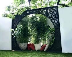 garden screen outdoor privacy