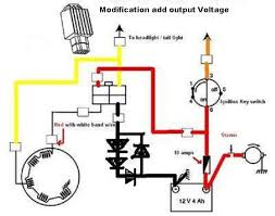 motorcycle regulator rectifier wiring diagram wirdig wire rectifier wiring diagram 5 engine image for user manual