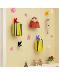 diy arrow pothook wooden wall mounted hanging arrow hook home wall decor hanger