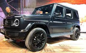 49 20 41 777 0 fax. 2019 Mercedes G Wagon Suv Gets Affordable 350d Bs6 Variant Launched