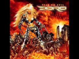 <b>Doro Fear No</b> Evil 25 Years - YouTube