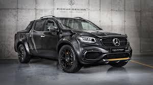 2020 mercedes benz pickup truck,2020 mercedes benz truck,2020 mercedes pickup truck,2020 mercedes truck. Tuner Builds Wild Mercedes Benz X Class Pickup Truck