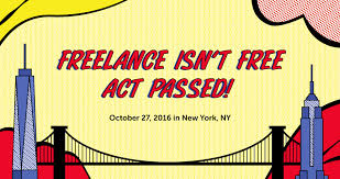 Free Freelancer Freelance Isnt Free Act Passes In Nyc With 51 Votes