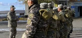 Армия Казахстана Казахстанское Военное Сообщество Вооруженные  Возраст контрактников и работа медкомиссий Какие изменения внесли в закон о воинской службе