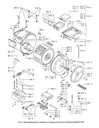 Ремонт стиральной машины «whirpool»